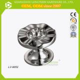 Handvatten en Knop van de Deur van het Kristal van de Folder van de Fabrikanten van China de de Duidelijke