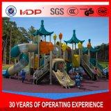 多彩で大きい主題の屋外の運動場のスライド公園の娯楽乗車
