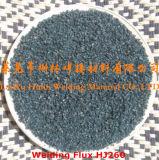 Fixierter Schweißens-Fluss Hj260 für Umhüllung auf Rollen mit Nizza Schweißungs-Aussehen