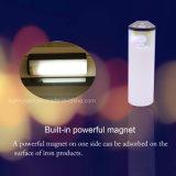 30 LED二重カラーUSB/Solar動きセンサーの懐中電燈の屋外の屋内照明のためのキャンプの卓上スタンド