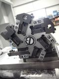 Tornio Ck6180 della base piana di CNC dei fornitori della Cina con il tipo resistente della grande oscillazione per il giro del metallo