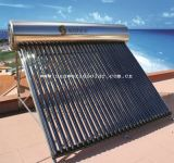 Réchauffeur d'eau chaude solaire (SW-TS)