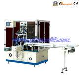 Stampante UV della matrice per serigrafia dei tubi cosmetici con il sistema del registro