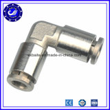 Guarnición neumática de alta presión del metal de China con niquelado