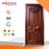 Preço do competidor interior de madeira/de Timebr porta da alta qualidade