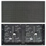 El panel de visualización negro de LED de la lámpara de P5 SMD