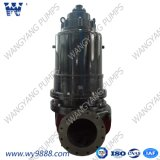 Constructeur normal submersible de pompe de la pompe à eau d'égout de série de Wq ISO9001