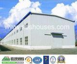 Heißes Verkaufs-Stahlkonstruktion-Fertigbauunternehmen