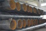 12m de longueur de pieux en acier soudé de scie à spirale