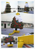 2015 New Arrival Large Inflatable Christmas Decoration Tree