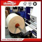 ジャンボロール66GSM 1.62mの昇華転写紙の製造