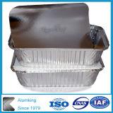 Алюминиевая фольга Containers с Paper Lid