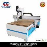 Деятельность автоматического маршрутизатора CNC мебели изменения инструмента деревянного деревянная