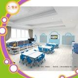 아이들의 교육 Montessori 물자 테이블 의자를 위한 아이들 가구 고정되는 취학 전 가구