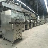 Gas-Biskuit-Produktionszweig/Biskuit-Maschine für Fabrik