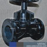 Gietijzer/de Kneedbare Klep van het Diafragma van de Waterkering van het Ijzer Gg25/Gg20/Ggg40/Ggg50