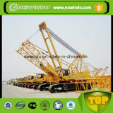 中国の新しいクローラークレーン55トンQuy55のクローラークレーン価格