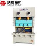 La CE aprobó la máquina de estampación excéntrico JH25 prensa eléctrica