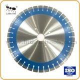 het 400mm Gesinterde Gesegmenteerde Natte Blad van de Zaag van de Diamant voor Metselwerk & Asfalt