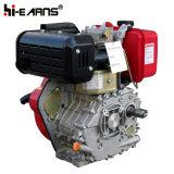 캠축 빨간색 (HR186FS)에서 디젤 엔진 반동 시작