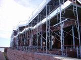 La construcción de alta calidad utilizados para la venta de andamios