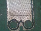 Plaque pour l'échangeur de chaleur de plaque de garniture de Laval Jwp26 (P26/P22/P21) d'alpha