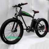 48V 750W 망치 뚱뚱한 타이어 산 전기 자전거