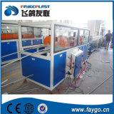 20~63mm tubo de PVC doble que hace la máquina