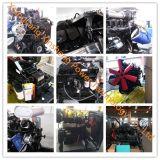 Serien-Dieselmotor Cummins-6BTA5.9 für Bau-Sektor-Qualität