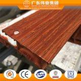 Alluminio della fabbrica della Cina/finestra stoffa per tendine di Aluminio/dell'alluminio con la rete di zanzara