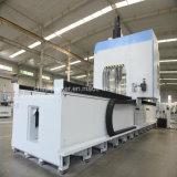 カッターが付いている5つの軸線CNCの訓練そしてフライス盤
