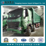 Sinotruk HOWO A7 12-Wheels Kipper-LKW
