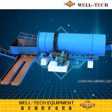 Máquina de lavagem de minerais Arruela Rotativa/Lavador Rotativo