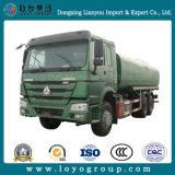 HOWO 290HP 6X4 carro del tanque de agua de 12000 litros