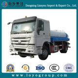 HOWO 290HP 6X4 camion de réservoir d'eau de 12000 litres