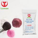 Oferta Nano rutilo Dióxido de titanio TiO2 para el Fabricante de cosméticos