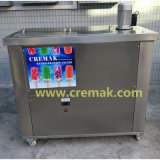 Machine de Popsicle de moulages de l'acier inoxydable 4 de tailles importantes à vendre