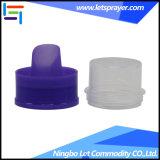 Garrafa de Plástico Capuv tampa roscada para embalagem de cosméticos
