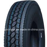 Maneira elevada todo o pneumático de aço do caminhão e do barramento da movimentação TBR