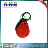 Número 125kHz Promixity RFID Keyfob do laser