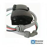Interruptor plástico da retirada da caixa da disconexão do condicionador de ar de Pcds-60A 240V