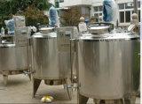 中国304/316のステンレス鋼のミルクの発酵タンク2017年