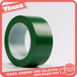 Resistencia a frío PVC negro cinta adhesiva, cinta adhesiva
