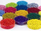 까만 백색 빨강 노랗고 또는 파란 또는 녹색 플라스틱 주된 배치