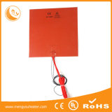 3mの接着剤が付いている適用範囲が広い電気シリコーンゴムのヒーター