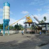 Preços de tratamento por lotes da planta do cimento da planta de mistura do mini móbil do concreto Ready-Mix