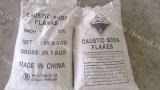 Flocos da soda cáustica de 99% para a indústria de alumínio