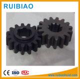 Зубчатое колесо привода стартера подъема конструкции точности высокого качества материальное