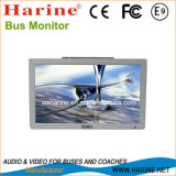 15.6 '' a fixé le moniteur de l'écran LCD TV de bus/d'entraîneur/véhicule