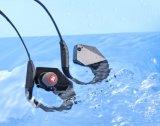 V4.1 Waterproof e o fone de ouvido sem fio de Sweatproof Bluetooth com o cartão do armazenamento 8g
